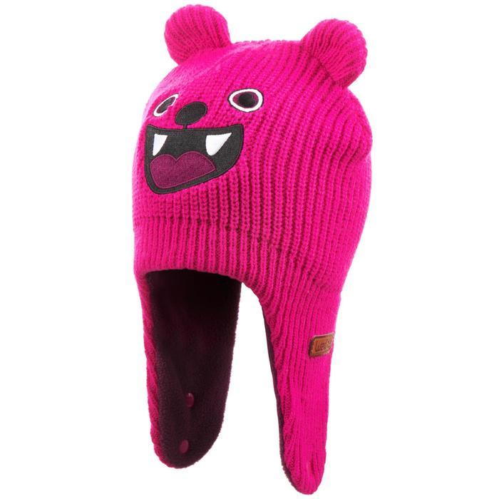 Skimütze warm Baby rosa
