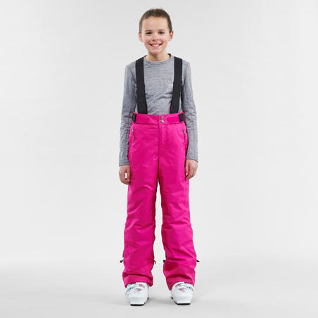 PNF 500 Downhill Ski Pants – Kids