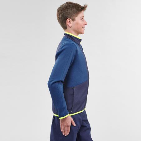 CHILDREN'S SKI LINER JACKET 900 - BLUE