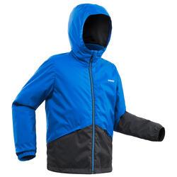 Winterjas kind waterdicht   Ski jas kind   100 blauw   Wedze