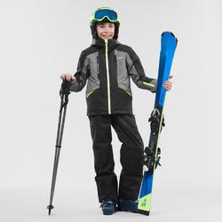 CHILDREN'S SKI TROUSERS PNF 900 - BLK