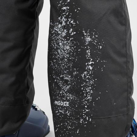 """Bērnu slēpošanas bikses """"100"""", tumši pelēkas"""