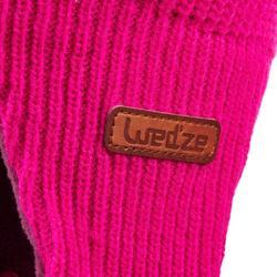 Slee-/skimuts voor peuters Warm roze
