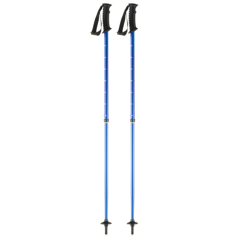 Push Pin Downhill Ski Poles - Kids