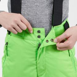 Skibroek voor kinderen PNF 500 groen