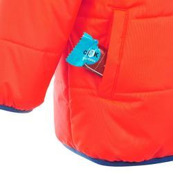 Skijacke warm Reverse Baby orange