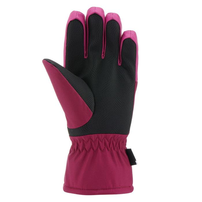 Skihandschoenen voor kinderen 100 roze