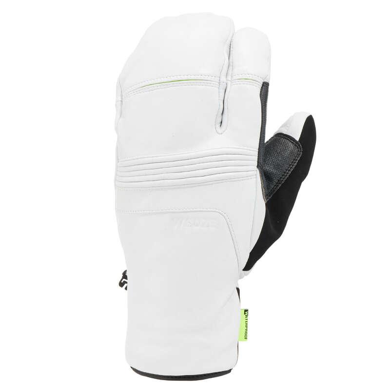 Mănuşi schi adulţi Imbracaminte - Mănuși cu 2 Degete Schi 900 WED'ZE - Accesorii