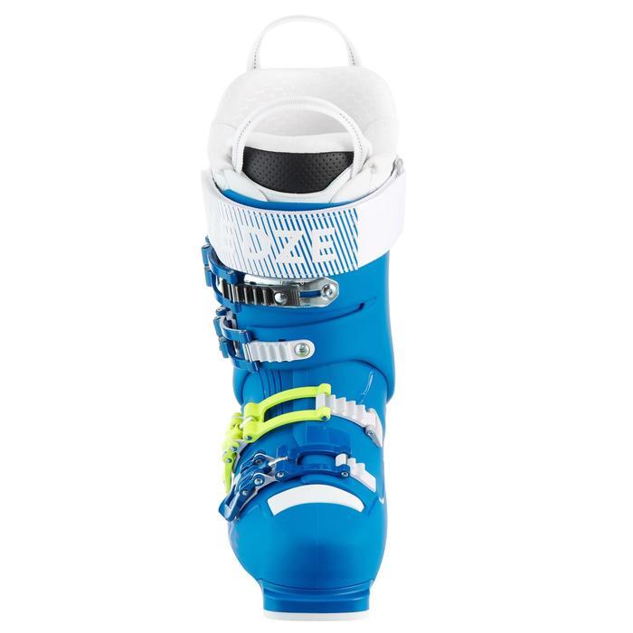 Skischoenen voor pisteskiën dames FIT 980 blauw