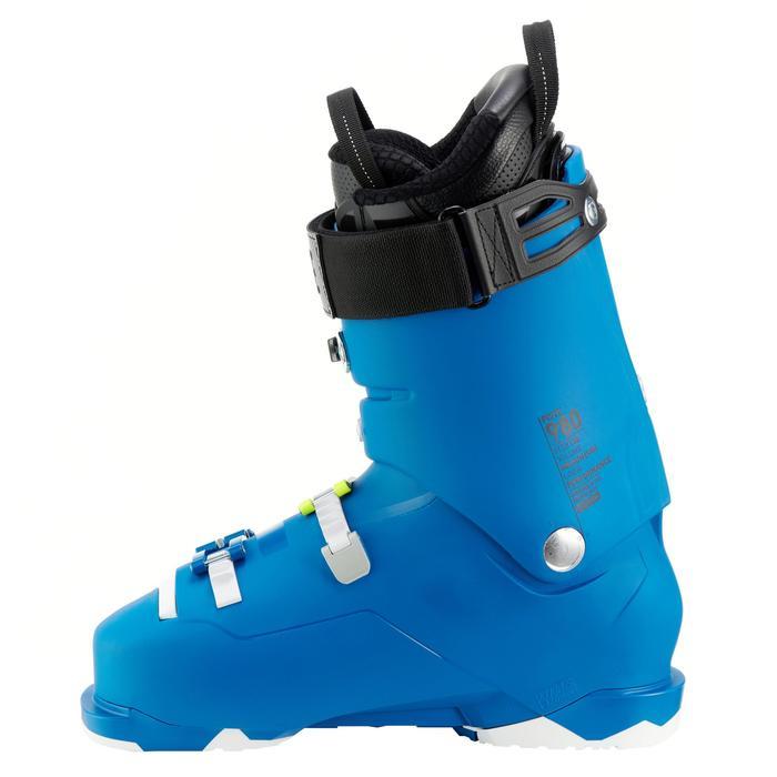 Skischoenen voor pisteskiën heren Fit 980 blauw