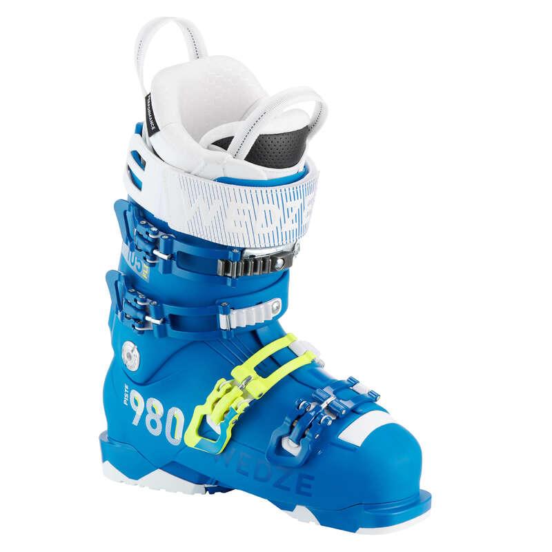 WOMEN'S SKI BOOTS ADVANCED SKIERS Skiing - W D-SKI BOOT FIT 980 WEDZE - Ski Equipment