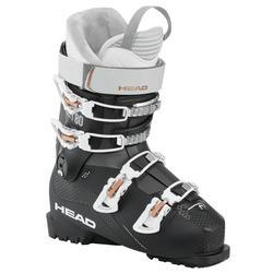 Skischoenen voor dames pisteskiën Head Edge Lyt 80 zwart