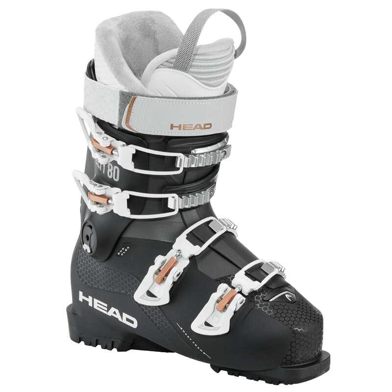 WOMEN'S SKI BOOTS INTERMED. SKIERS Ski Equipment - WOMEN'S SKI BOOT HEAD EDGE LYT HEAD - Ski Equipment