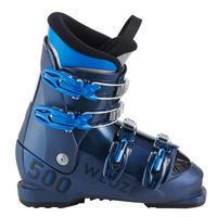 CHILDREN'S SKI BOOTS 500 - BLUE