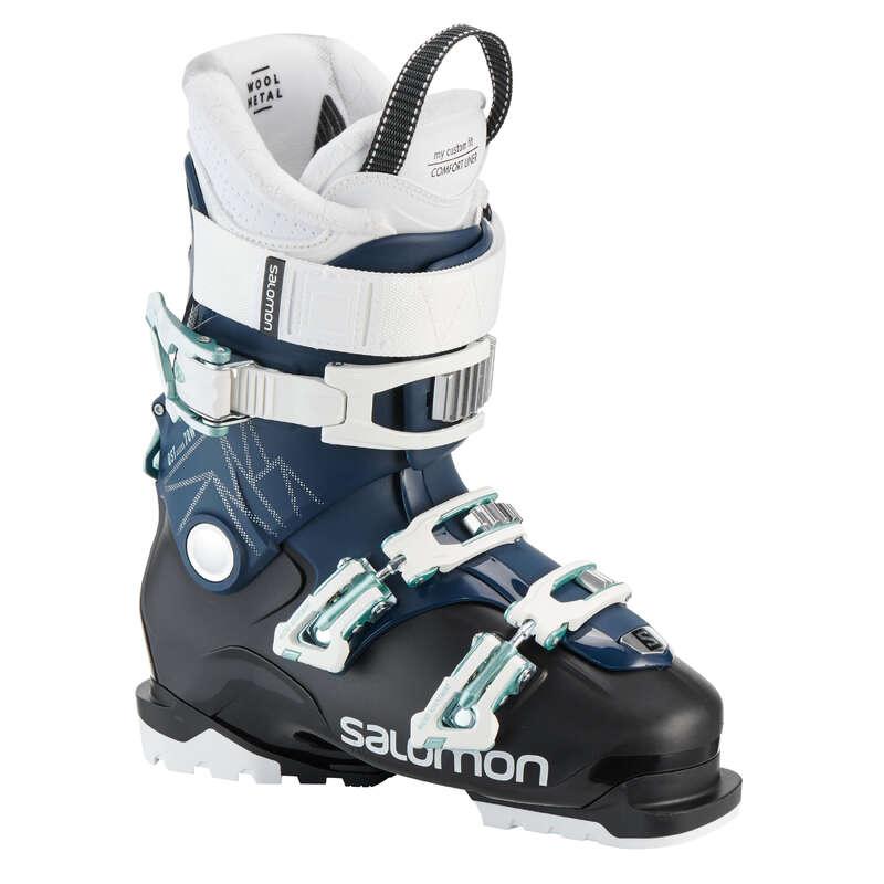 WOMEN'S SKI BOOTS BEGINNER SKIERS Schi si Snowboard - Clăpari Schi SALOMON QST  SALOMON - Schiuri, clapari, bete