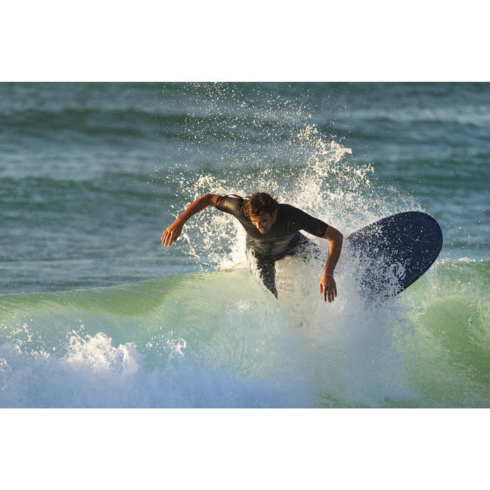 """Foam surfboard 5'4"""" 900. Inclusief 2 vinnen."""