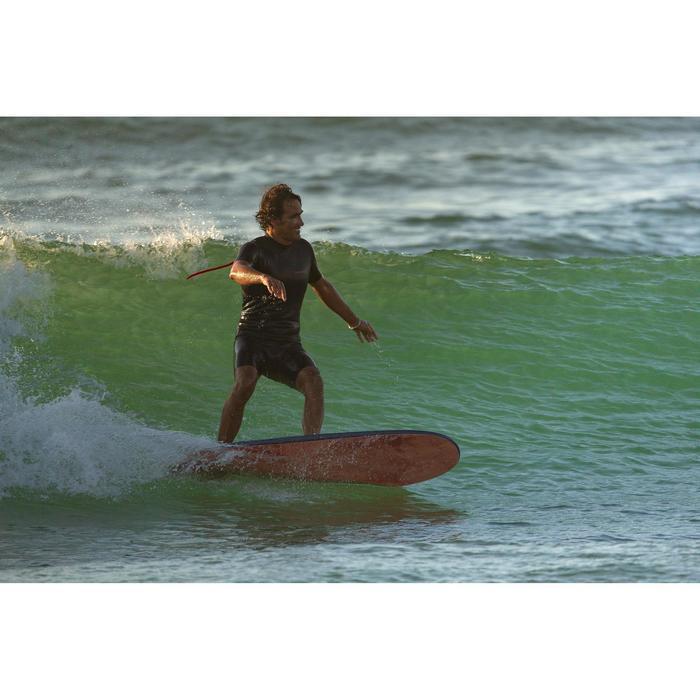 Surfshorty voor heren 100 neopreen 1,5 mm marineblauw