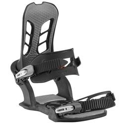 Men's Snowboard Bindings SNB 100 - Black