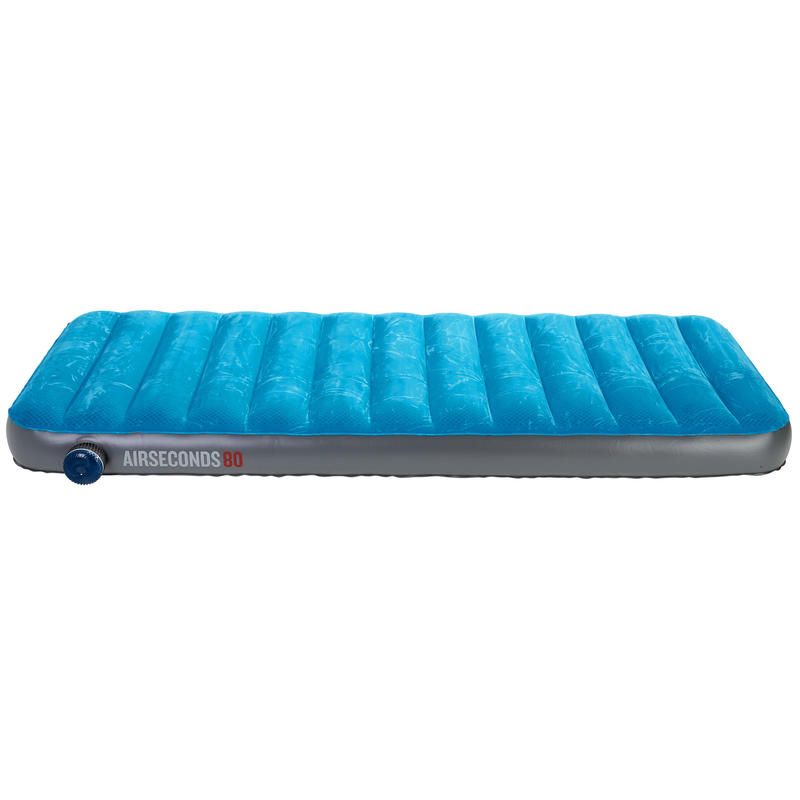 Matelas De Camping Gonflable Air Seconds Pipe 1 Personne