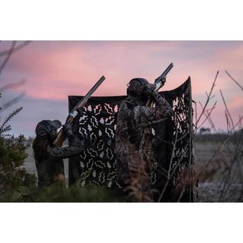 Opvouwbaar camouflagescherm voor de jacht