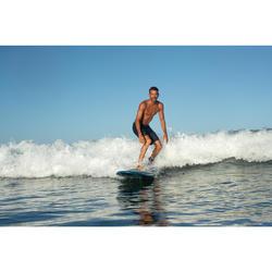 100 long surfing boardshorts Cloud blue