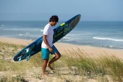 100 Standard Surfing Boardshorts - Newwaves Turquoise