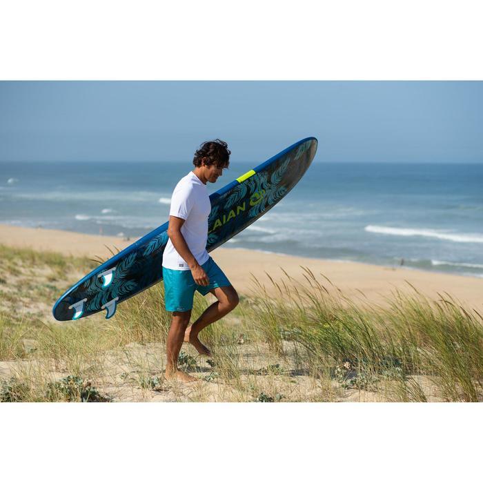 Boardshorts Surfen Standard 100 Newwaves türkis