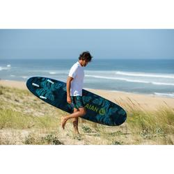 Surf boardshort court 100 Palm Mint
