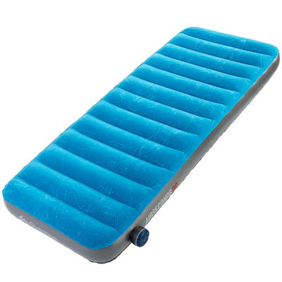 INFLATABLE CAMPING MATTRESS AIR SECONDS 80 CM 1 PERSON