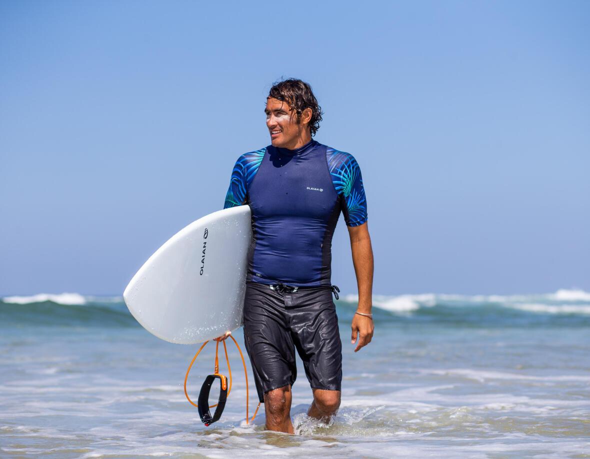 t-shirt de surf