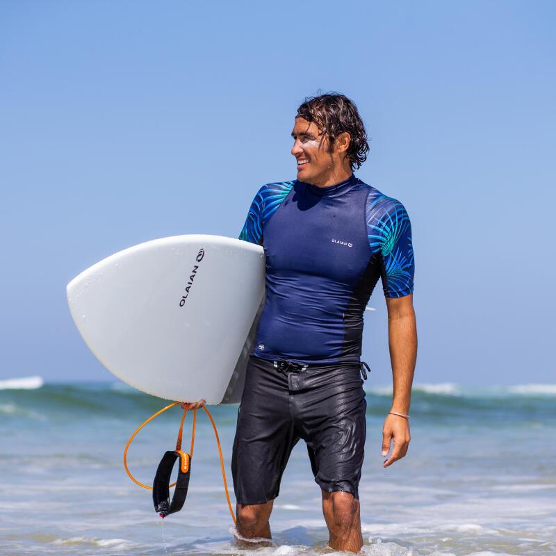Protection UV pendant la séance de surf