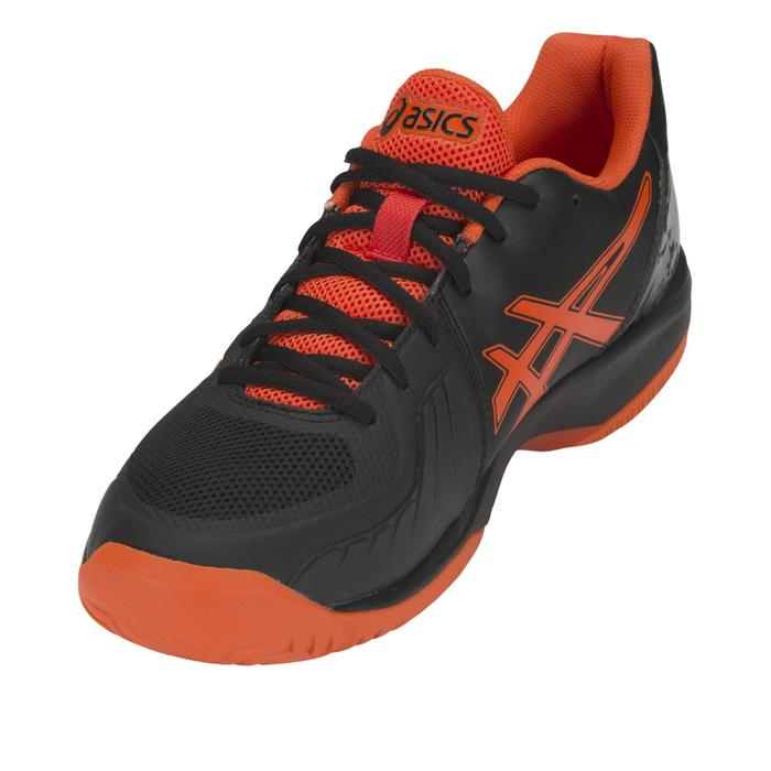 ZAPATILLAS DE TENIS HOMBRE COURT SPEED NEGRO NARANJA MULTI COURT