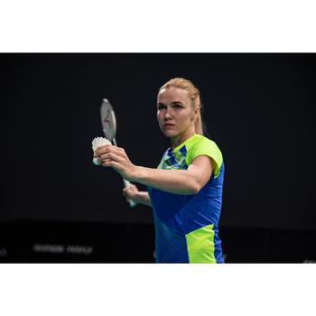 Raquette de Badminton Adulte BR 900 Ultra lite - Or/Orange