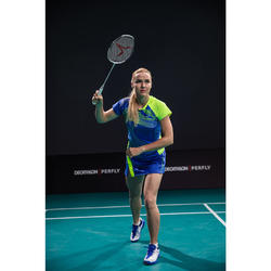 Badmintonschläger BR 900 Ultra Lite S Erwachsene weiß/lila