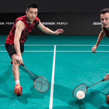 badminton plume ou plastique