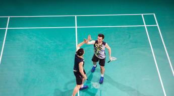 Règles du badminton
