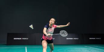 règles et principes du badminton