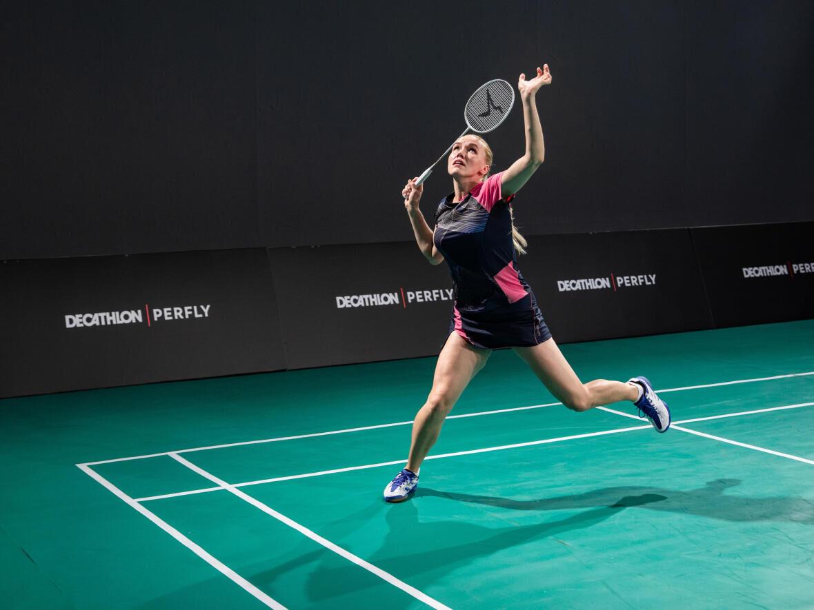 badminton bienfait