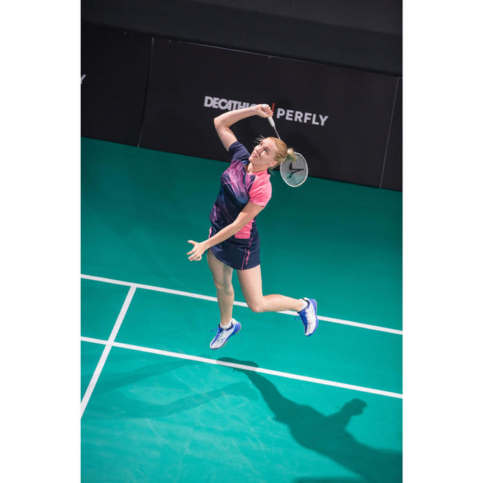 Raquette De Badminton Adulte BR 990 - Doré