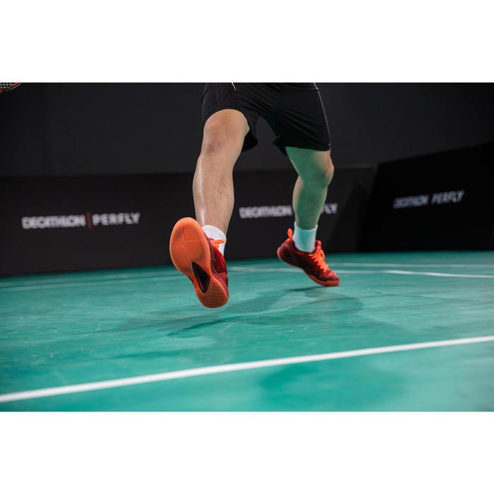 男款羽球/室內運動鞋BS 990-紅色