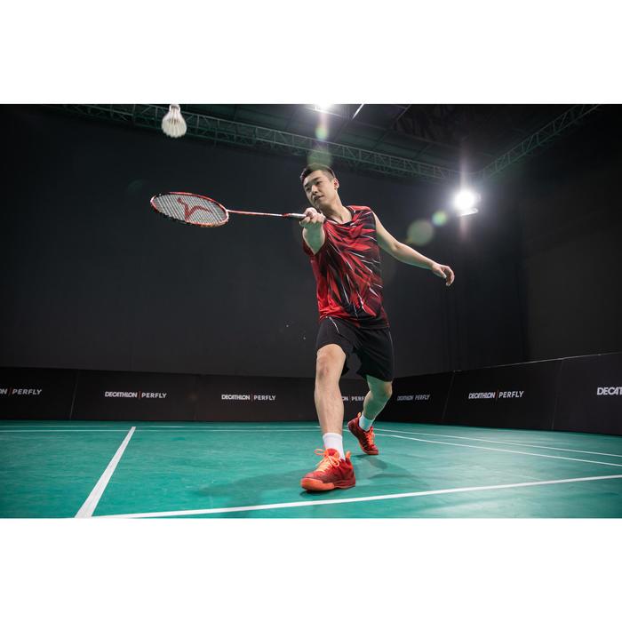 Chaussures De Badminton Sports Indoor Homme BS 990 - Rouge