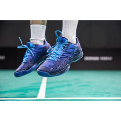 Badmintonschoenen voor heren BS 990 blauw
