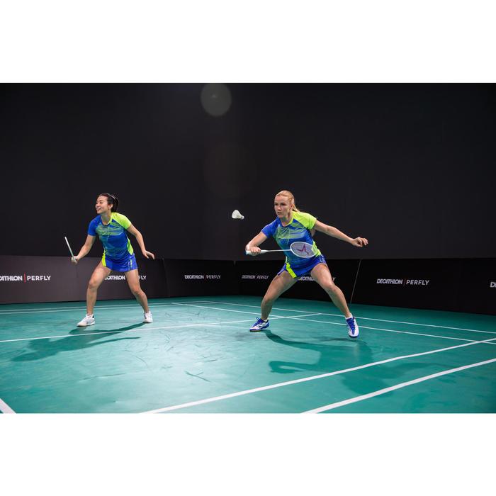Badmintonracket voor volwassenen BR 930 S jadegroen