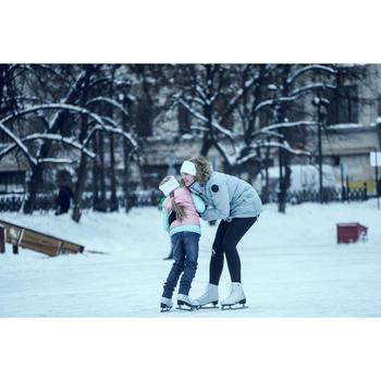 Patin à glace 120 WARM femme et fille