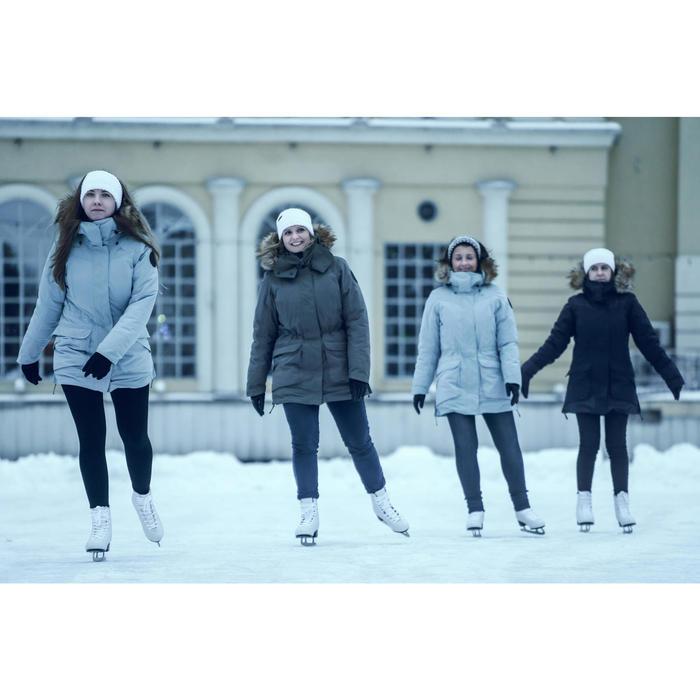 Schlittschuhe 120 Warm Damen und Mädchen