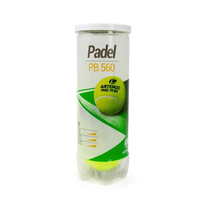 PELOTA DE PADEL ARTENGO PB560
