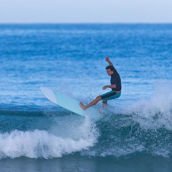 Planche de surf rigide 9'4 Longboard 900 . Livrée avec 1 aileron .