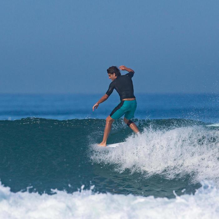 Leash Surfboard 9' (275cm) Durchmesser 7mm schwarz
