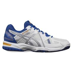 Heren volleybalschoenen Gel Spike wit en blauw Asics