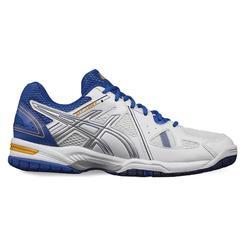 Zapatillas de Voleibol Asics Gel Spike hombre blanco azul